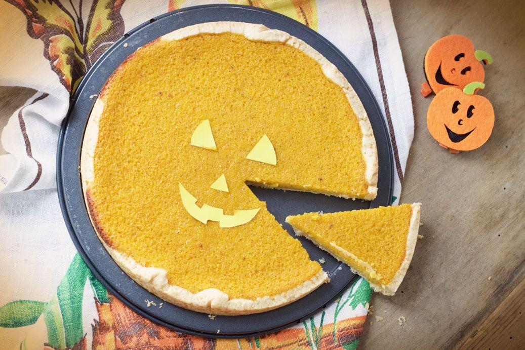 La pumpkin pie americana