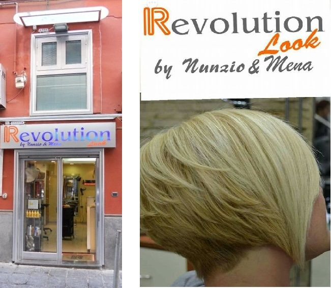 Il Salone Revolution Look