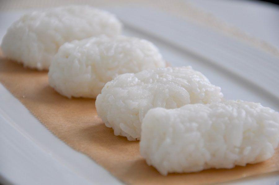 riso per il sushi