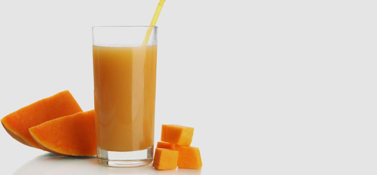Il succo di zucca