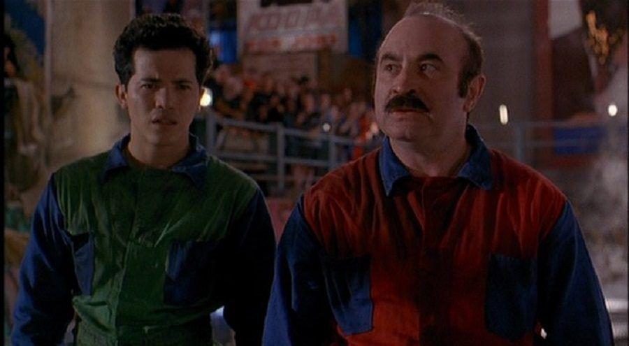 Super Mario Bros con Bob Hoskins