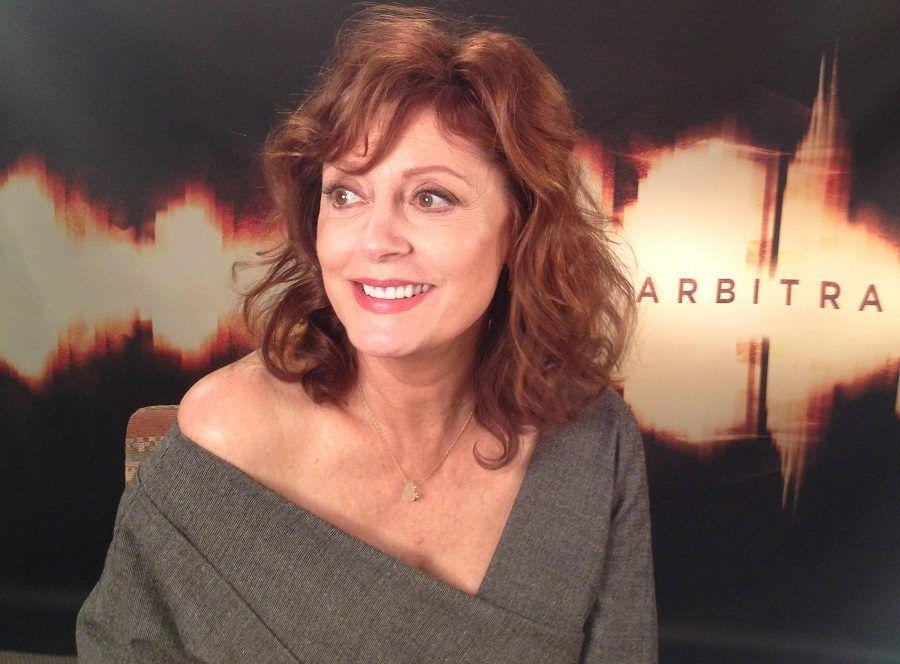 L'attrice Susan Sarandon compie 70 anni