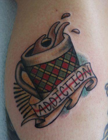 Per veri drogati di caffè!