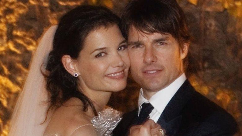 Il matrimonio di Tom Cruise e Katie Holmes