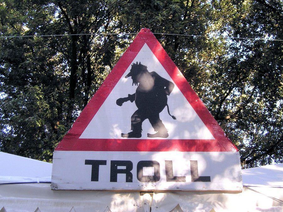 Evitate di essere scambiati per troll su Facebook
