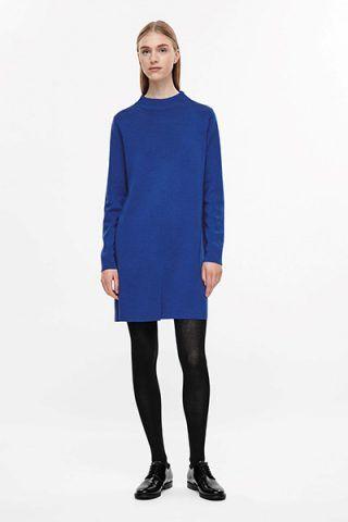 Abito in lana di COS (89 €)