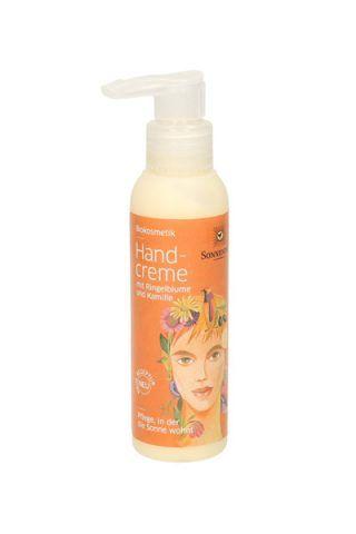 Crema mani Calendula & Camomilla di Sonnentor