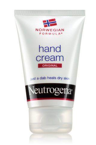 Crema mani di Neutrogena