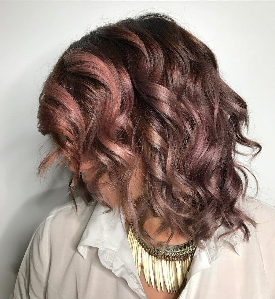 nuance di colori per capelli