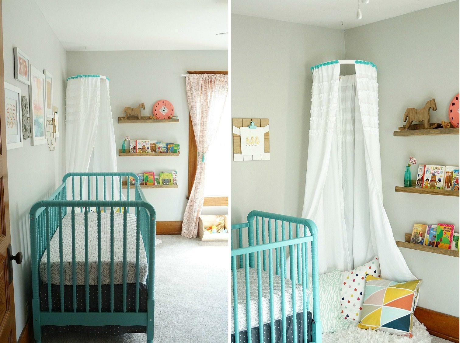 Nursery colorata