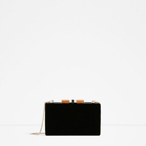 Clutch in velluto 29,95 €