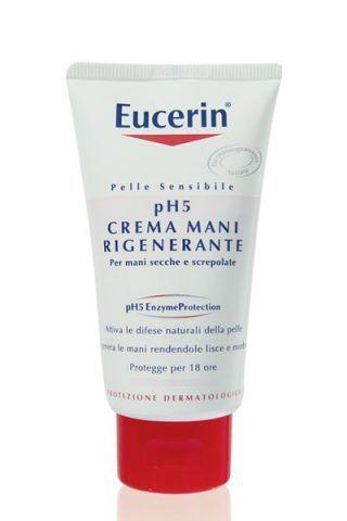 Crema Mani Rigenerante pH5 di Eucerin