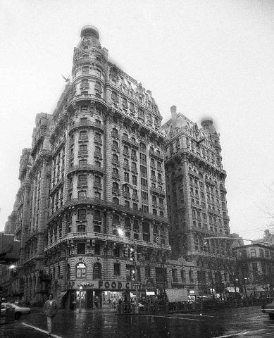 Brangelina, Ansonia Building a New York City