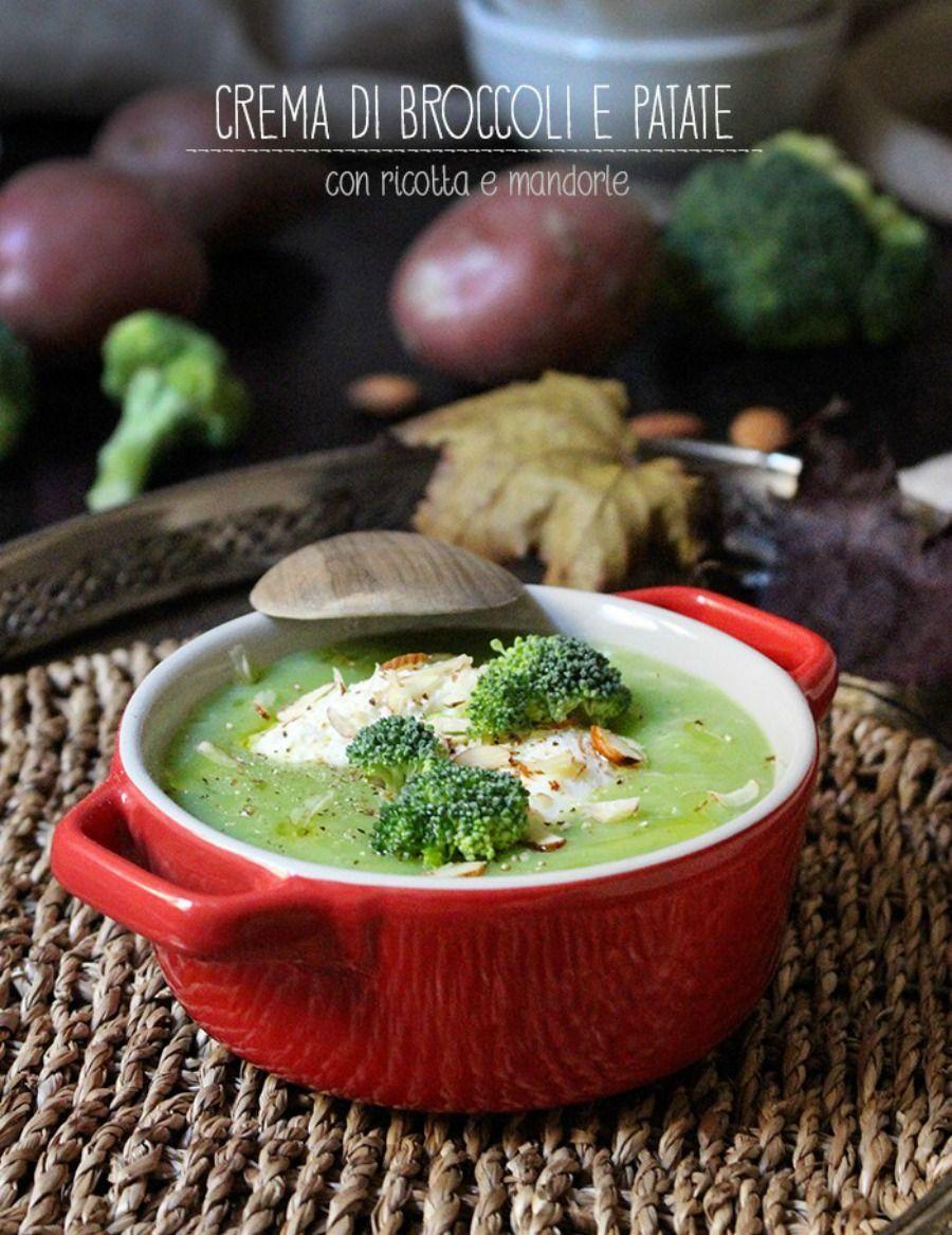 Crema Patate e Broccoli