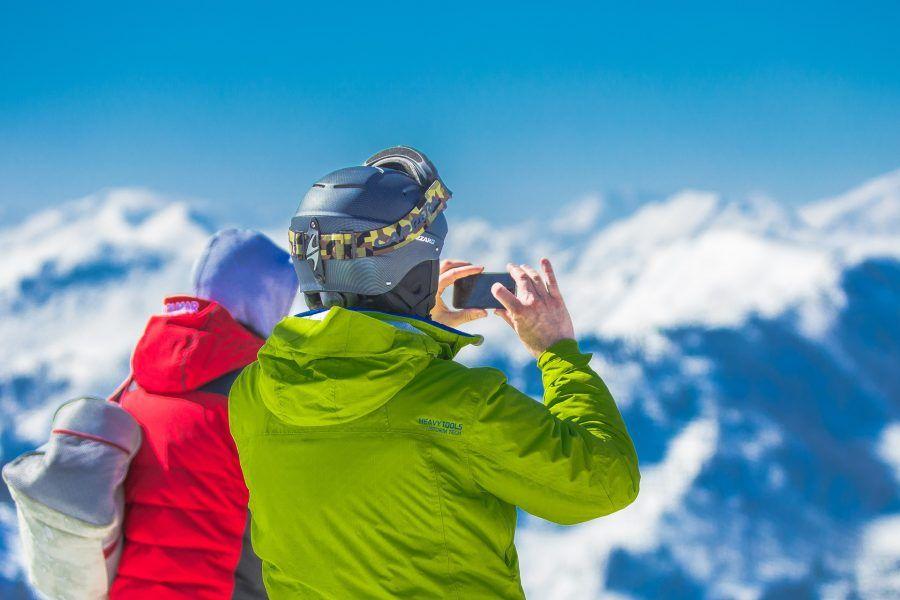 cosa fare in montagna se non sai sciare