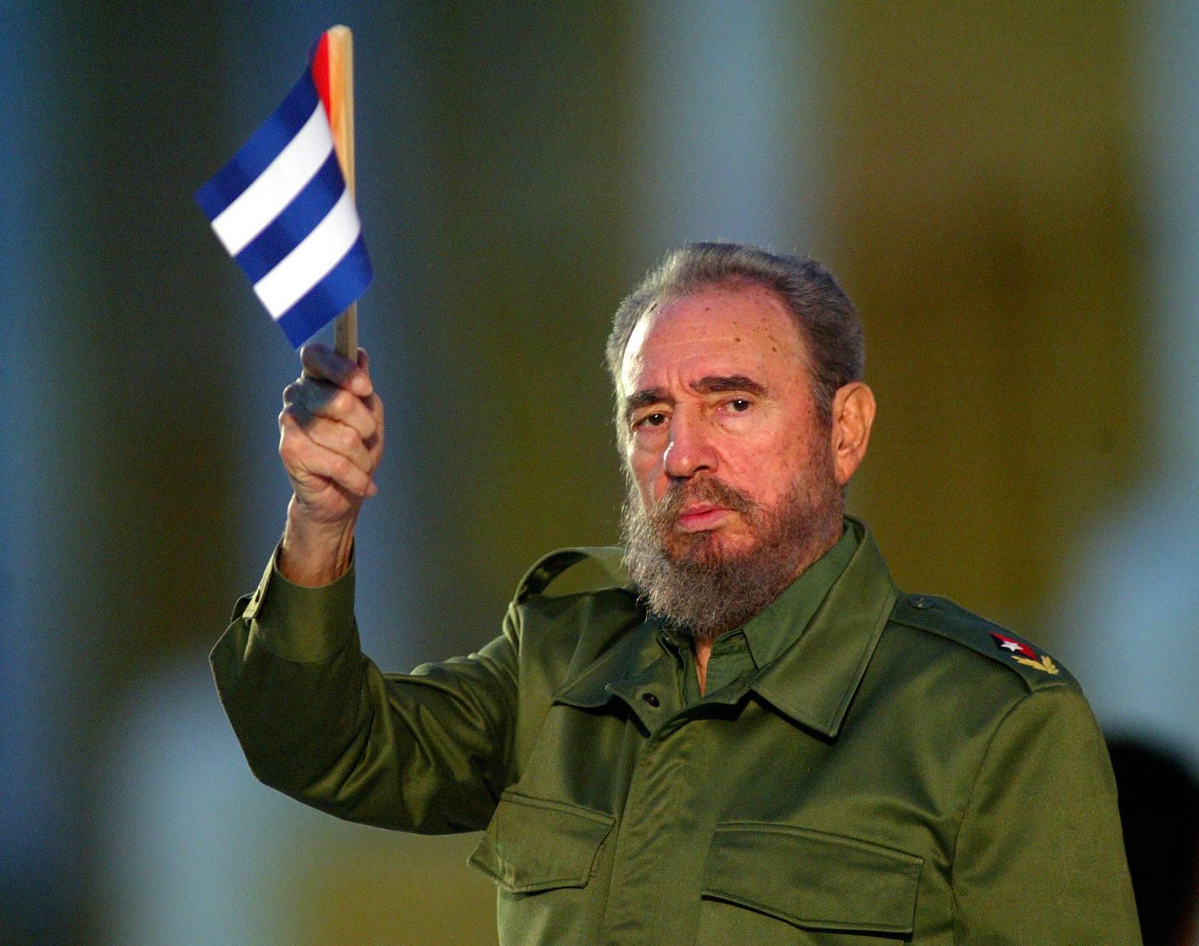 Fidel Castro morto a 90 anni