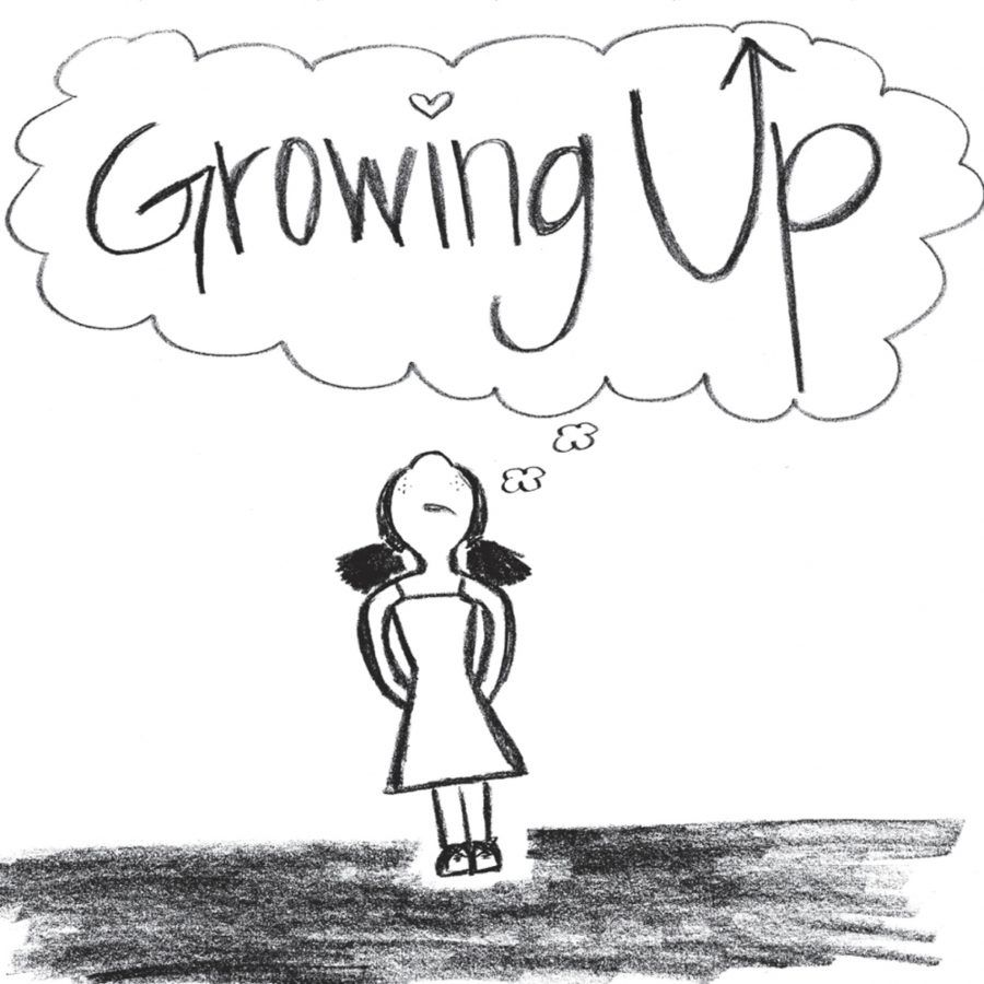 ...e pensare che c'è stato un momento in cui ho pure sperato di diventare grande...