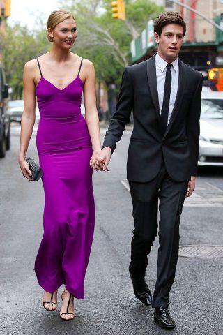 Joshua Kushner e Karlie Kloss