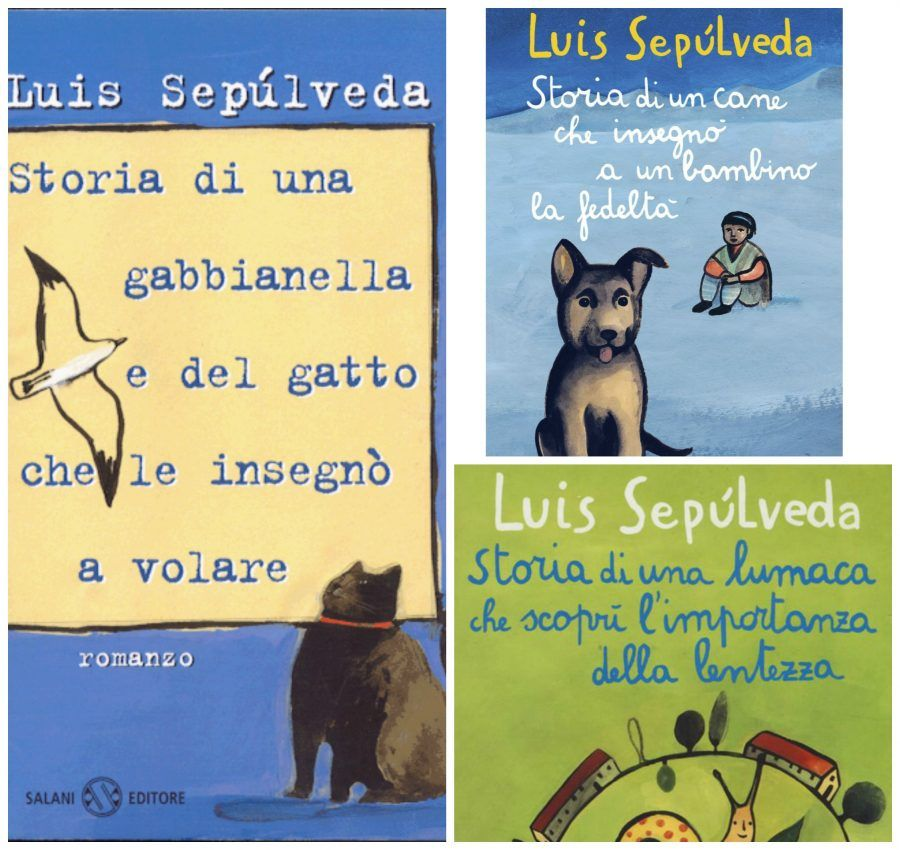 I romanzi più celebri di Sepulveda