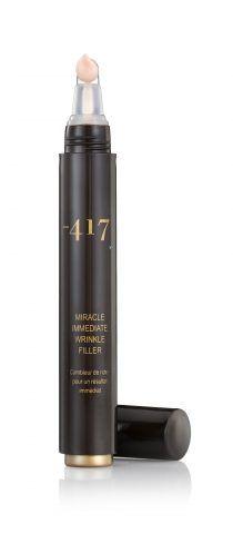 -417 lancia Immediate Miracle Wrinkle Filler, per un'immediato effetto liftante.