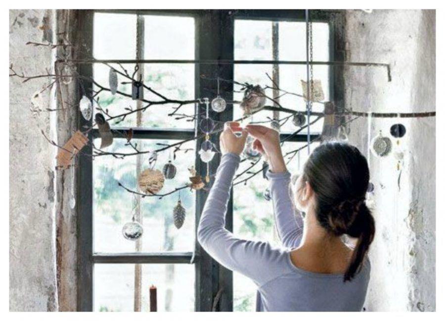 Come rendere magiche le tue finestre durante le feste di - Finestre fai da te ...