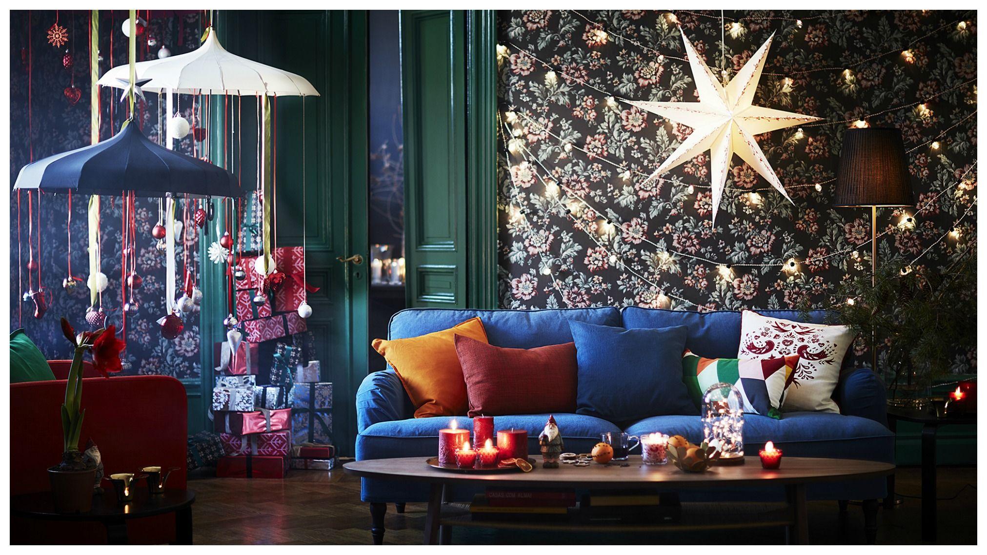 Le collezioni Ikea per il Natale 2016