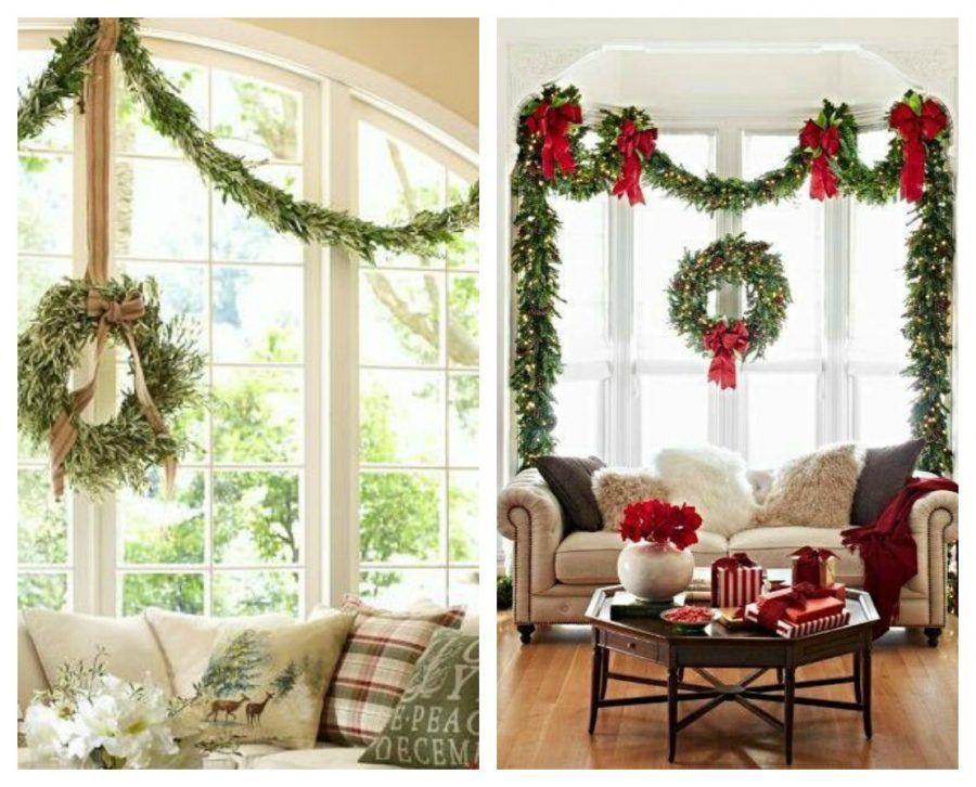 Come rendere magiche le tue finestre durante le feste di Natale ...
