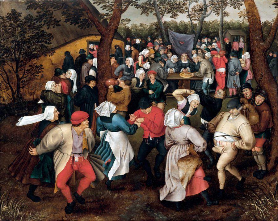 il-Giovane-Danza-nuziale Pieter-Brueghel