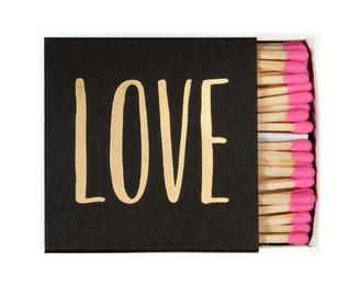 Fiammiferi Love - 8 dollari