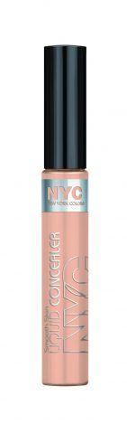Correttore Smooth Skin Liquid Concealer: per minimizzare ogni imperfezionela proposta di NYC New York Color.