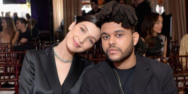 The Weeknd e Bella Hadid