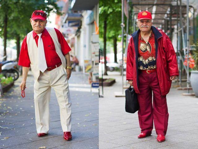 Creazioni di moda di Ali