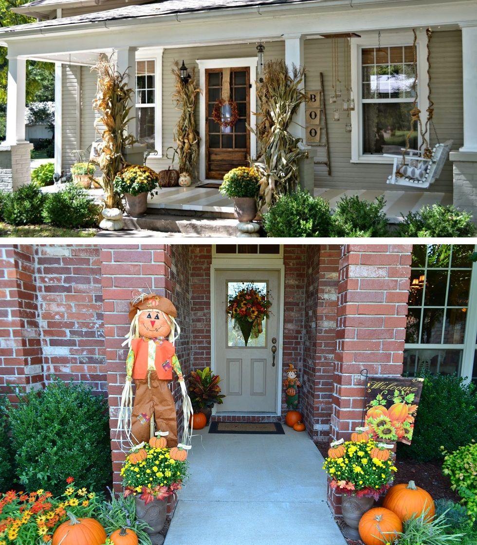 Come decorare la porta d 39 ingresso di casa in base alla - Divano di fronte alla porta d ingresso ...