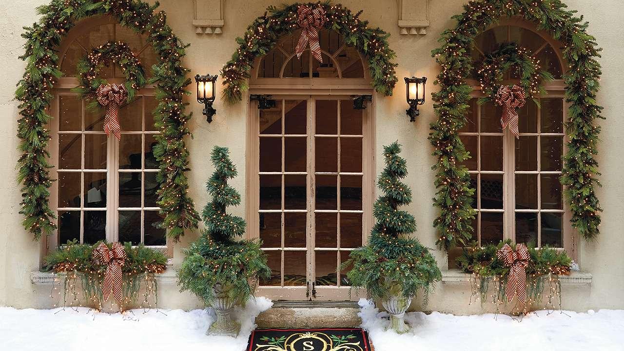 Come rendere magiche le tue finestre durante le feste di Natale