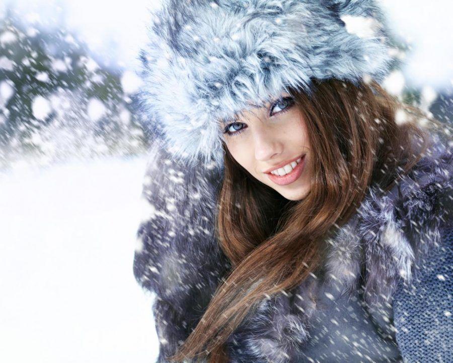 inverno e pelle... no, decisamente non un gran binomio!