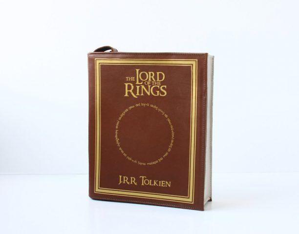 Borse a forma di libri, Il signore degli anelli