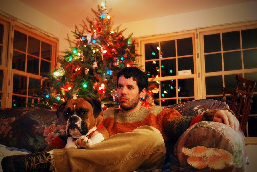 Scusa umano, quell'albero di Natale è il mio regalo natalizio?
