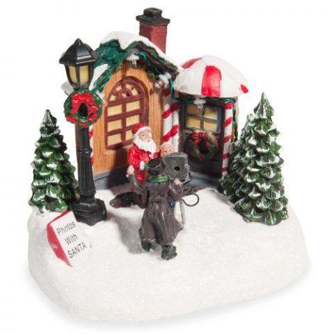 Carillon di Natale luminoso - 14.99 euro