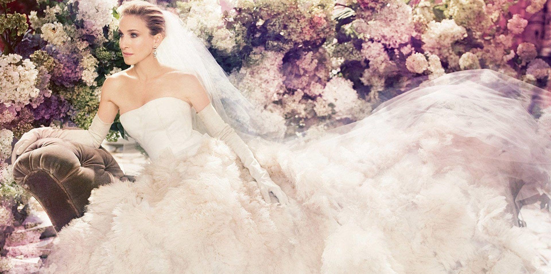 Gli abiti da sposa alternativi più belli
