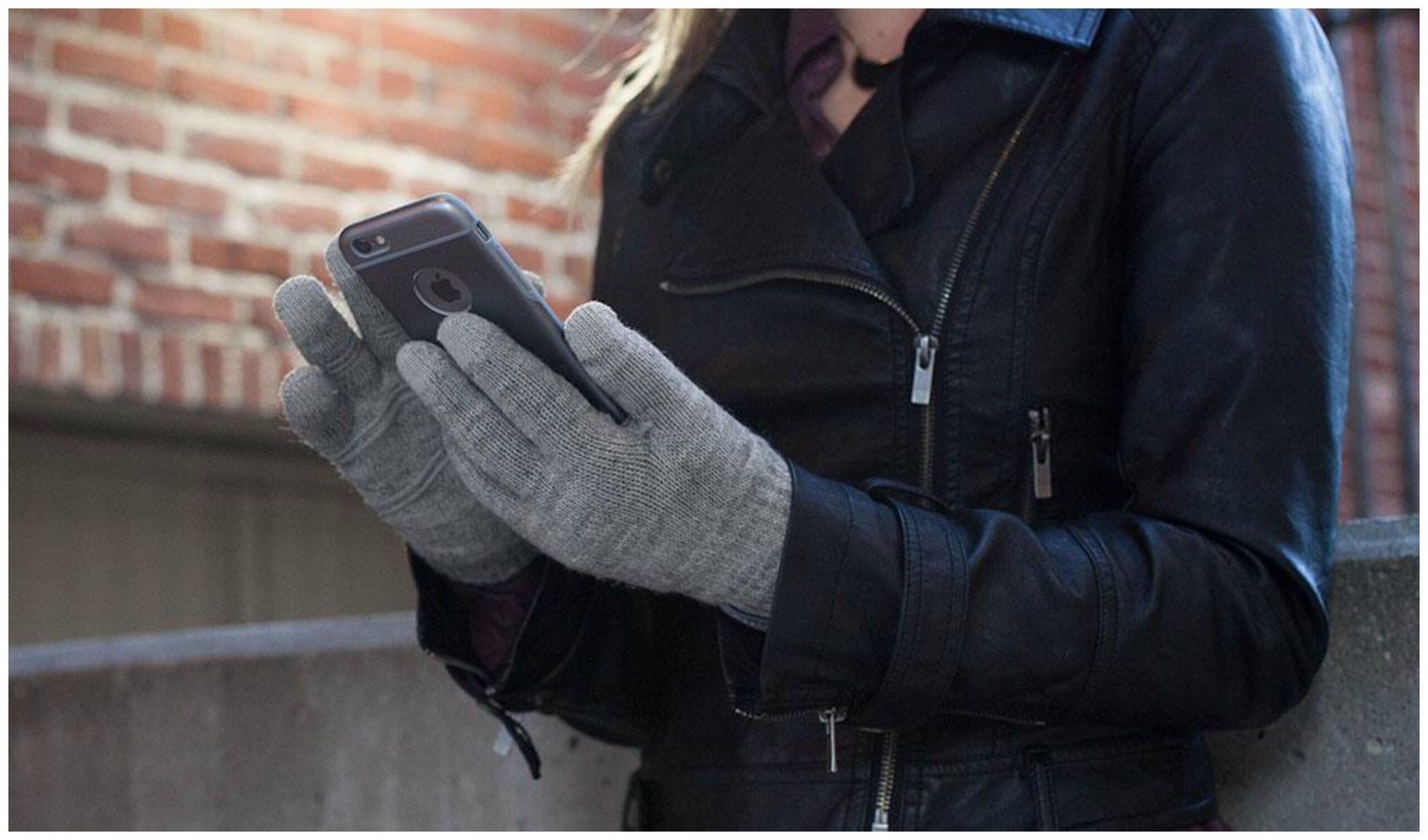 I guanti touch screen più belli da acquistare