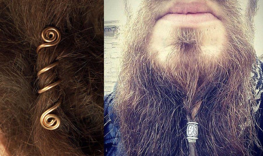 I gioielli da barba