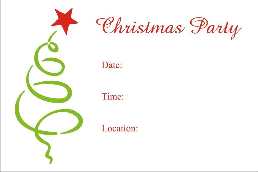 christmas-party-invitations