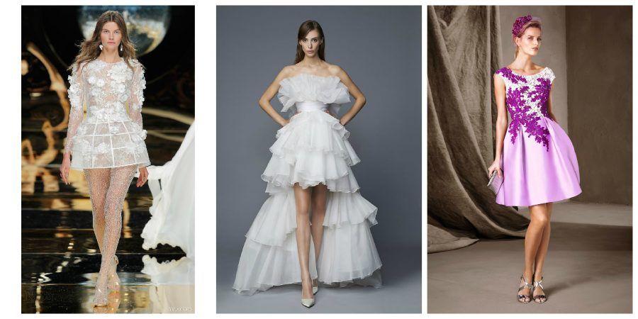 Extrêmement Gli abiti da sposa alternativi più belli | Bigodino ZK96