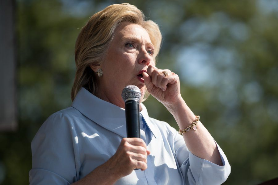 ct-hillary-clinton-cough-huppke-20160907