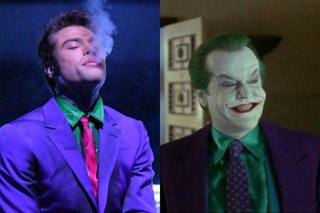 Like Joker!