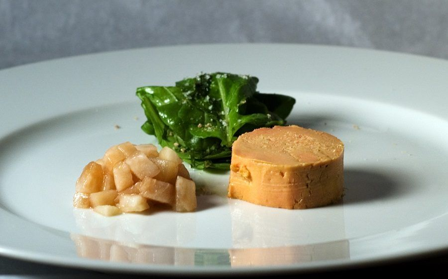 Una ricetta a base di Foie Gras