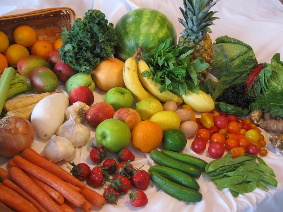 Frutta e verdura per proteggere l'igiene intima