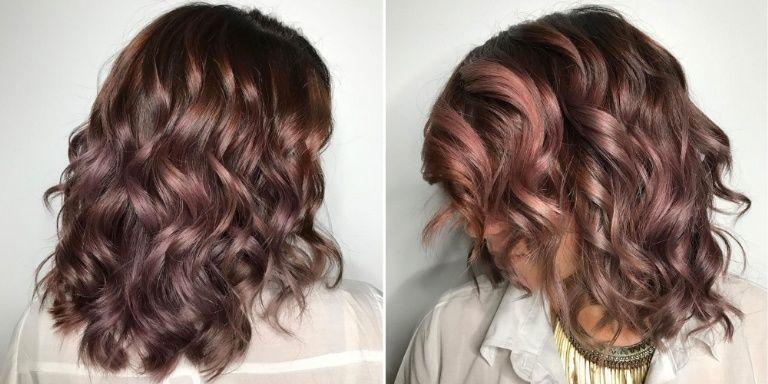 Top Chocolate Mauve, il nuovo colore di tendenza per i vostri capelli  CF52