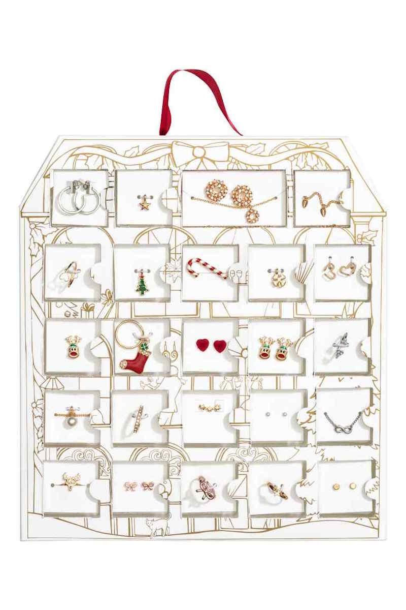 calendario dell'Avvento H&M