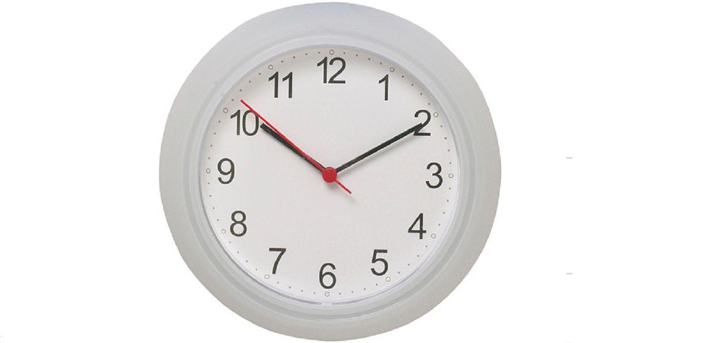 Come rendere silenzioso l'orologio Ikea Rusch